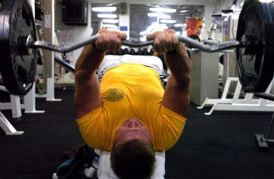 budowa masy mięśniowej