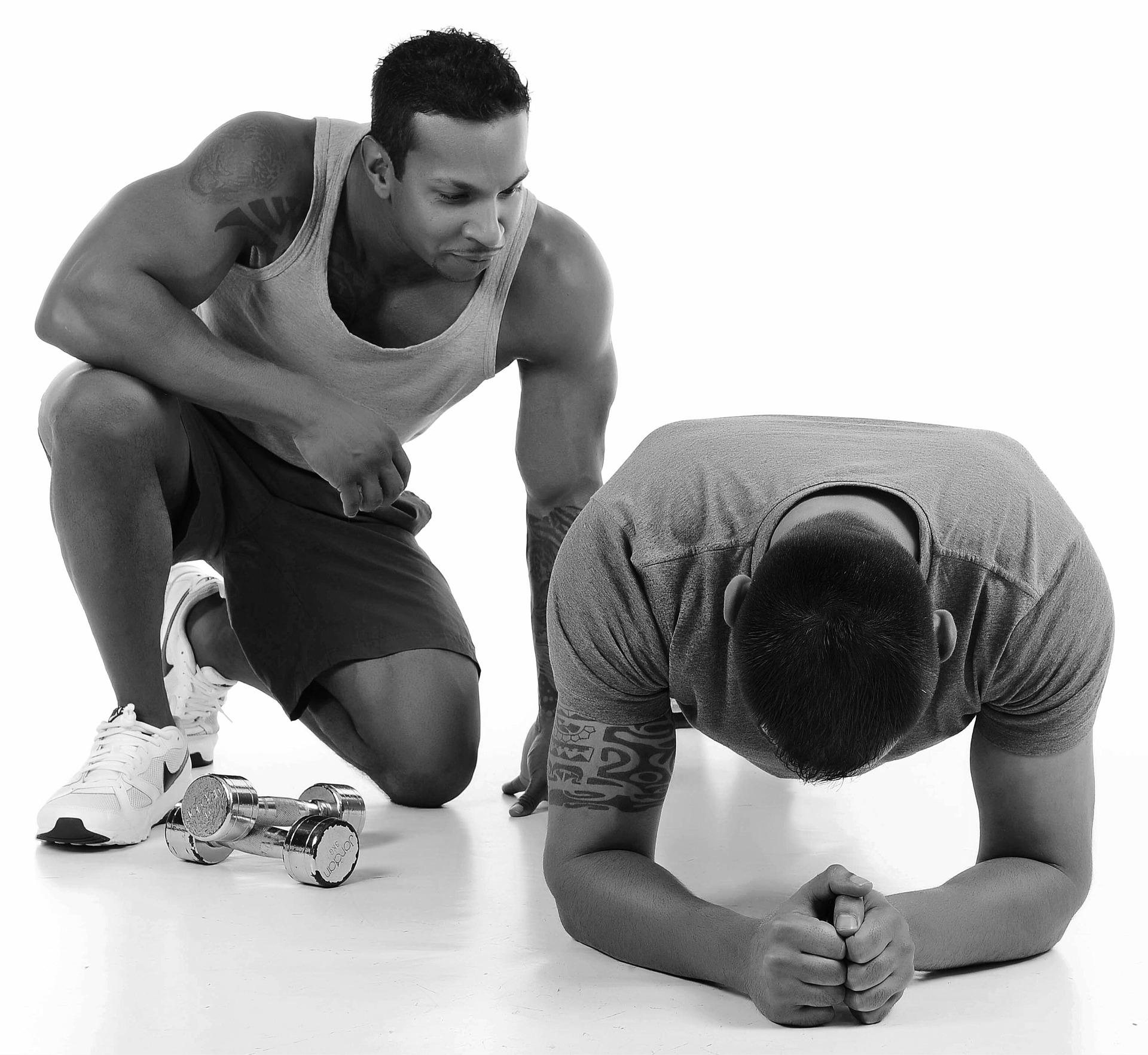 W jaki sposób motywować się do ćwiczeń?