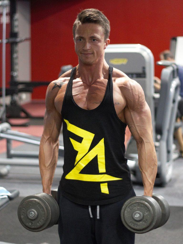 trening siły mięśniowej